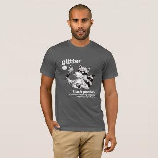 Pandas RPG de déchets : Parties scintillantes, les T-shirt