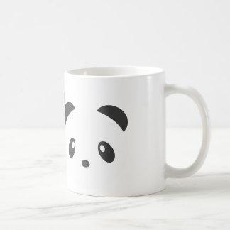 Pandas sur une tasse