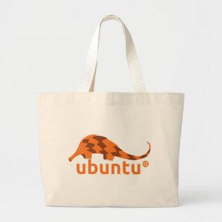 Pangolin d'Ubuntu de sac