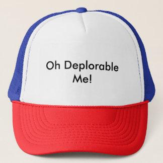 panier de casquette de deplorables