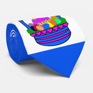 Panier de Pâques (vacances) Cravates