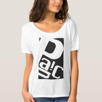 Panique ! T-shirt convenable lâche