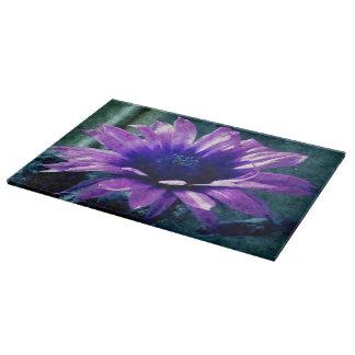 Planches d couper fleurs de lavande planches d couper for Decouper du verre