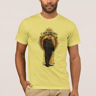 Panneau d'art déco de Jacob Kowalski T-shirt