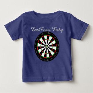 Panneau de dard de bébé de Côte Est T-shirt Pour Bébé