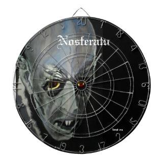 """Panneau de dard de """"Nosferatu"""" (vampire) Jeux De Fléchettes"""