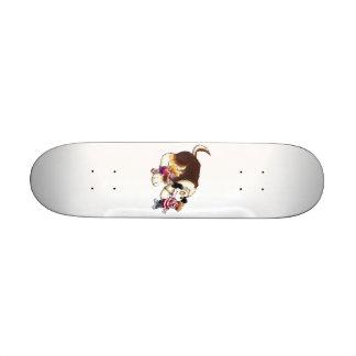 Panneau de patin de meilleurs amis plateau de skate