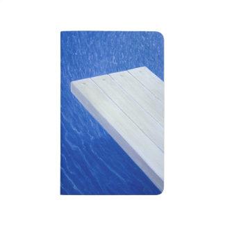 Panneau de plongée 2004 carnet de poche