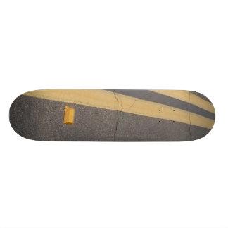 Panneau droit de rue skateboards customisés