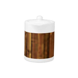panneau en bois de brun foncé