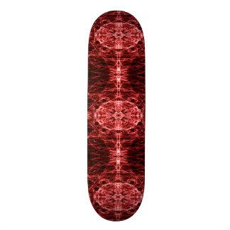 Panneau fait sur commande de parc de bombardier de skateboards customisés