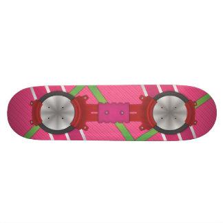 Panneau rose de vol plané JUSTE un GRAPHIQUE Plateau De Skateboard