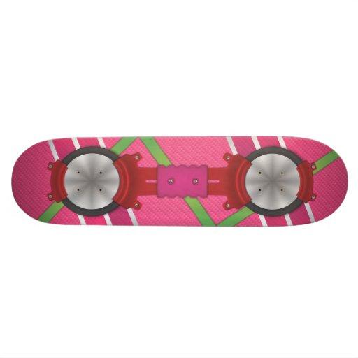Panneau rose de vol plané (JUSTE un GRAPHIQUE ! !) Plateau De Skateboard
