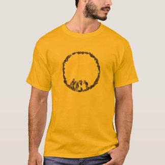 Panoplie - bataille de courrier de hoplites du t-shirt