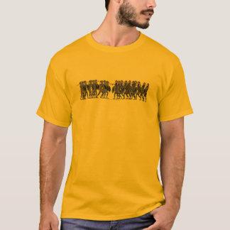 Panoplie - bataille de hoplite du grec ancien t-shirt