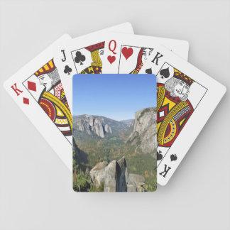 Panorama 2 de vallée de Yosemite - Yosemite Jeux De Cartes