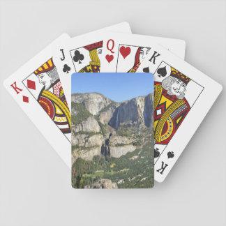 Panorama 3 de vallée de Yosemite - Yosemite Cartes À Jouer
