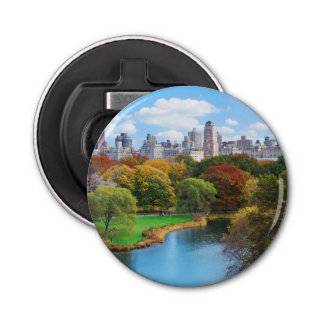 Panorama de Central Park de New York City