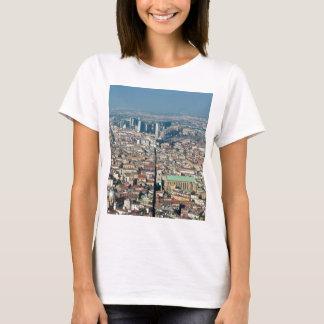 Panorama de Naples T-shirt