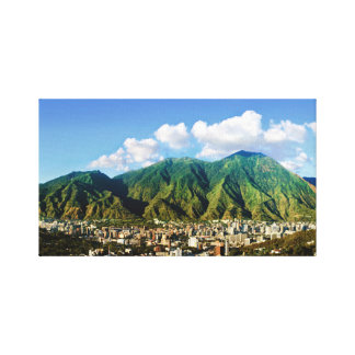 Panoramic view of l'Avila, Caracas, Vzla Toiles