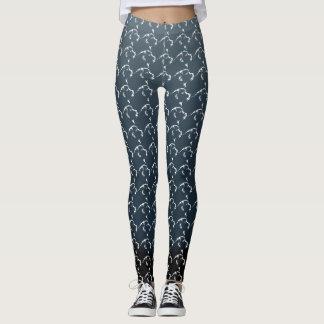 Pantalon de Legging de chiot de guêtres de chiot