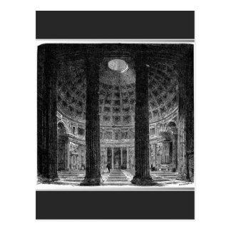 Panthéon Carte Postale