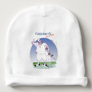 Panthéon de gril, fernandes élégants bonnet de bébé