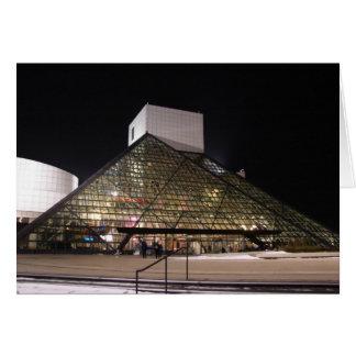 Panthéon de rock cartes