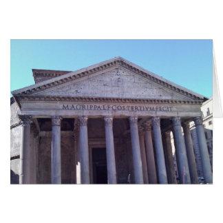 Panthéon, Rome, Italie Cartes