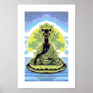 Panthère 2 de zen poster