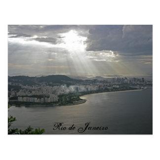 pao De açucar Rio de Janeiro Cartes Postales