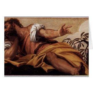 Paolo Veronese- St Matthew Cartes