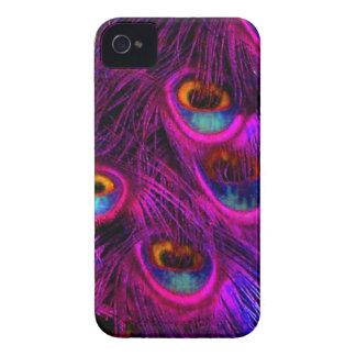 Paon de PixDezines Psychedellic Étuis iPhone 4