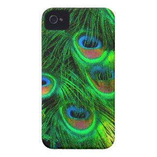 Paon de PixDezines Psychedellic Coque iPhone 4 Case-Mate