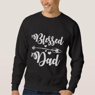 Papa béni sweatshirt
