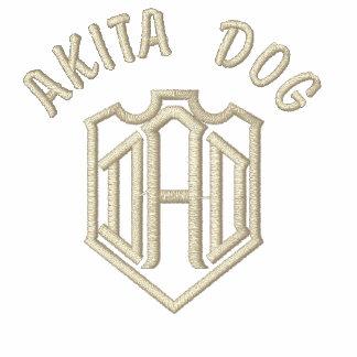 Papa de chien d'Akita Polos