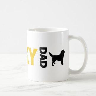 Papa de chien de traîneau sibérien mug