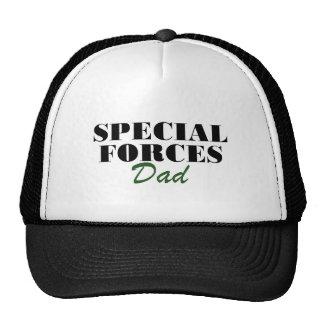 Papa de forces spéciales casquettes