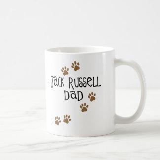 Papa de Jack Russell Mug