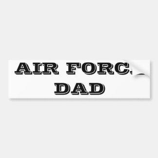 Papa de l'Armée de l'Air d'adhésif pour pare-chocs Autocollant De Voiture