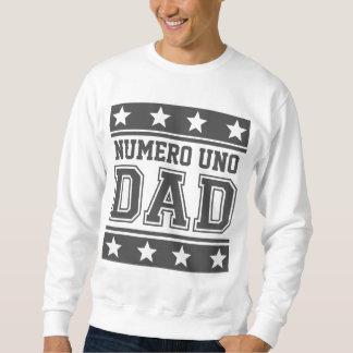 Papa de l'ONU de Numero Sweatshirt