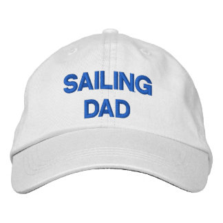 Papa de navigation casquette brodée