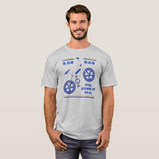 Papa de rad de bleu royal - Keepin toujours il T-shirt