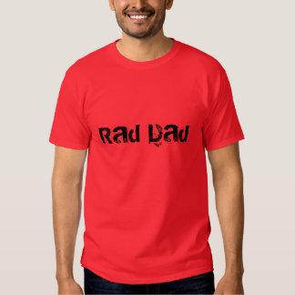Papa de rad t-shirts