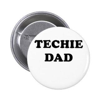 Papa de technicien badge