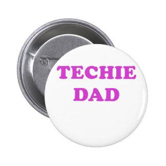 Papa de technicien badges