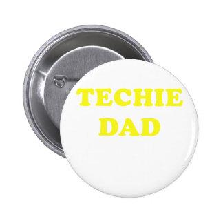 Papa de technicien pin's