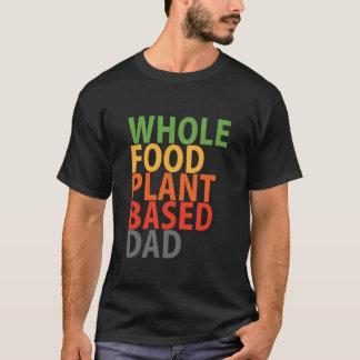 Papa de WFPB - T-shirt