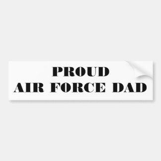 Papa fier de l'Armée de l'Air d'adhésif pour pare- Autocollant Pour Voiture