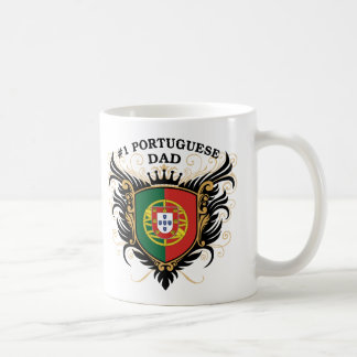 Papa portugais du numéro un mug